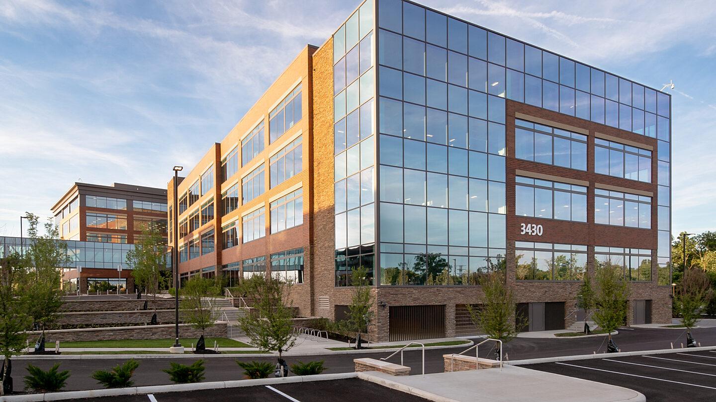 Administrative Office Building Development