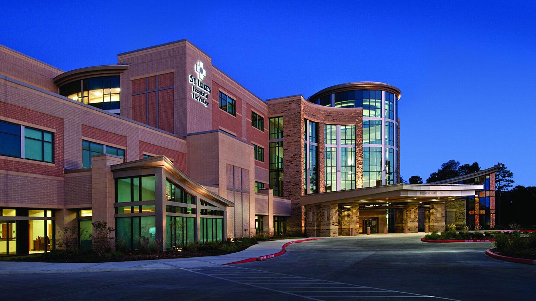 Houston Hospital Development Project