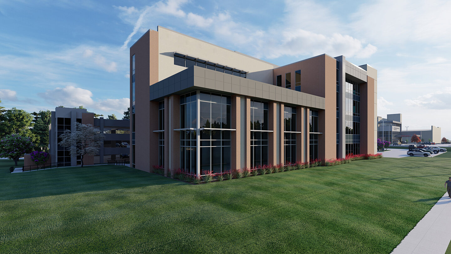 Tyler TX Medical Office Building Development