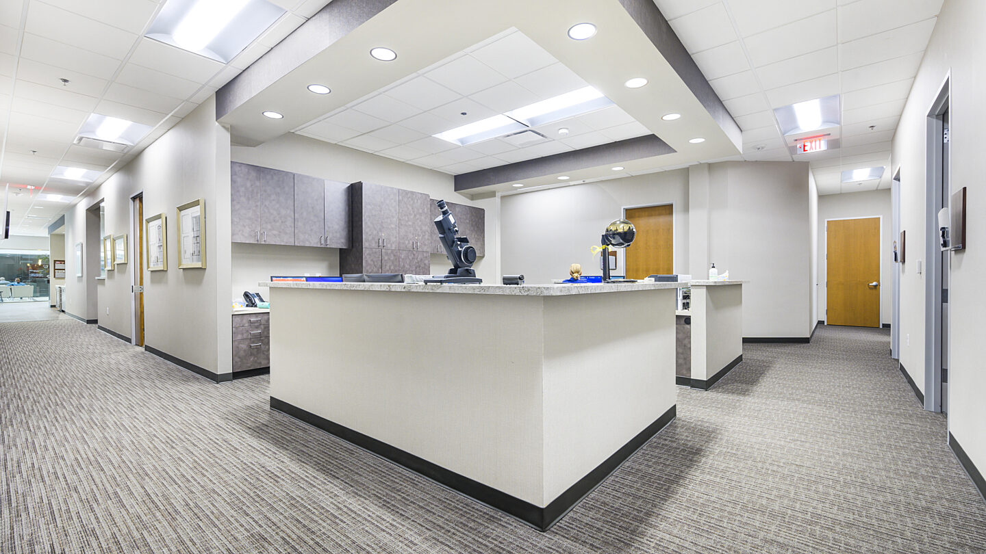 Dallas Medical Office Building Interior
