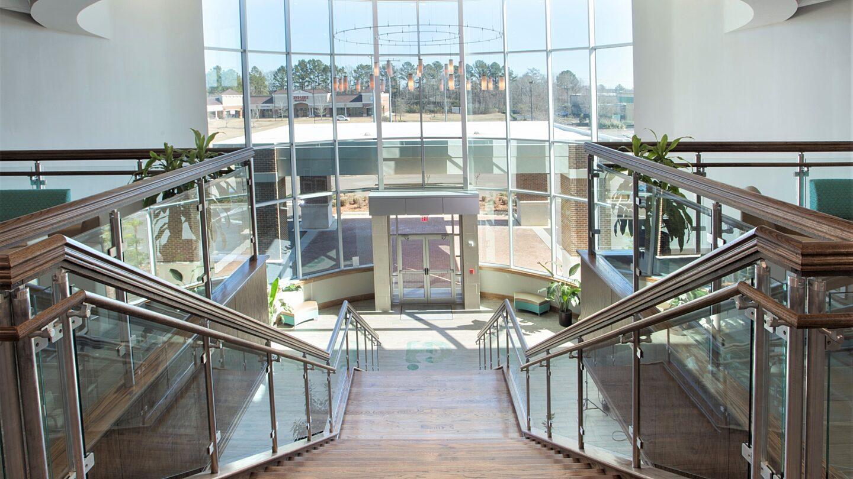 Jackson MOB ASC Staircase