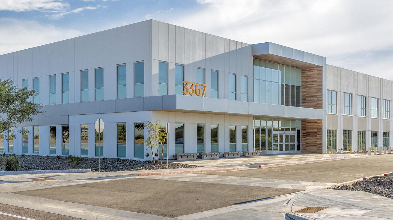 Phoenix Medical Office Building Exterior